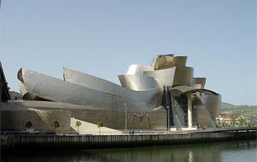 Museu Guggenheim, Bilbau, País Basco